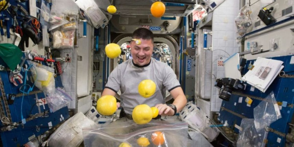 Huéspedes de la Estación Espacial también tendrán su cena navideña y de fin de año