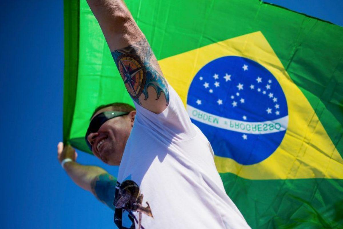 8. Brasil Foto:Getty Images. Imagen Por: