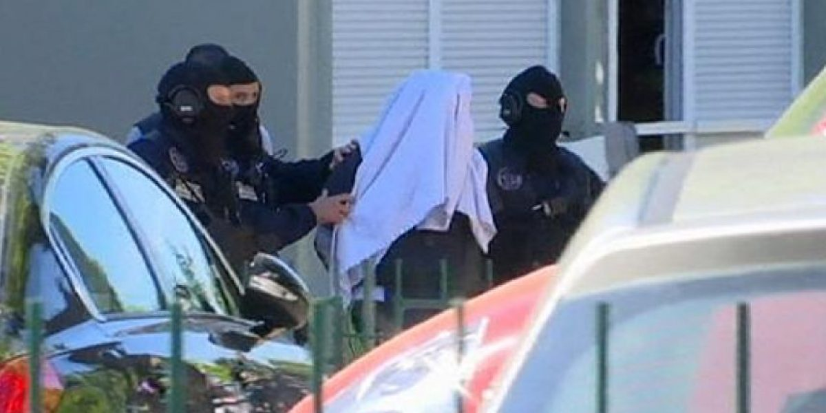 El triste final del chofer que decapitó a su jefe en un ataque yihadista