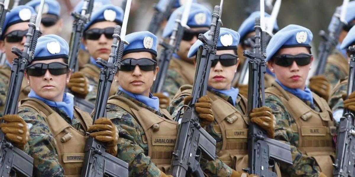 Aprueban permanencia de tropas chilenas en Bosnia y Herzegovina por un año más