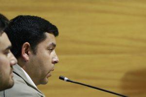 Domingo Cofré,el único imputado por el asesinato de la psicóloga. Foto:Agencia Uno. Imagen Por: