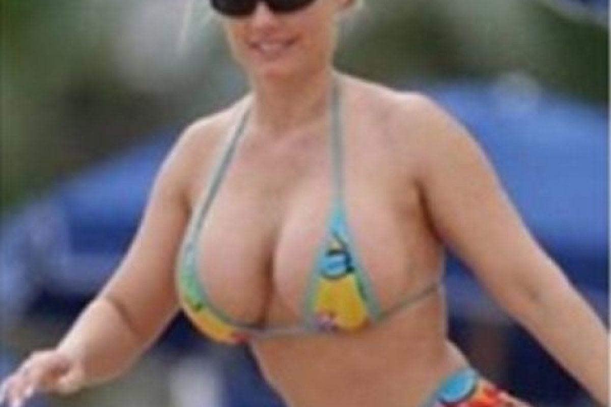 Esta es la modelo de Playboy, Coco Austin Foto:Reproducción. Imagen Por: