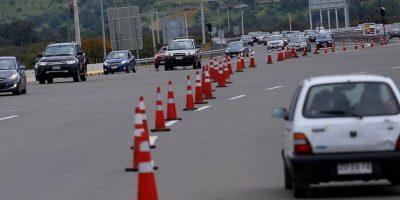 282 mil vehículos saldrán de Santiago y plan de contingencia será sin 3x1