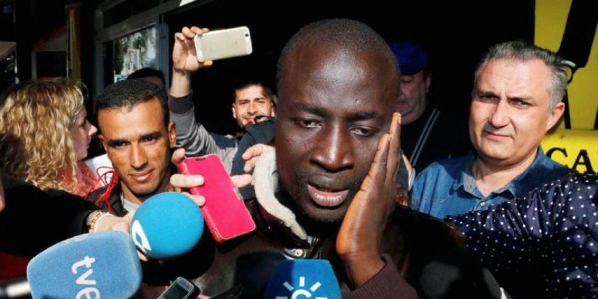 ¡Un milagro de Navidad! Inmigrante que fue rescatado del mar ganó la lotería en España
