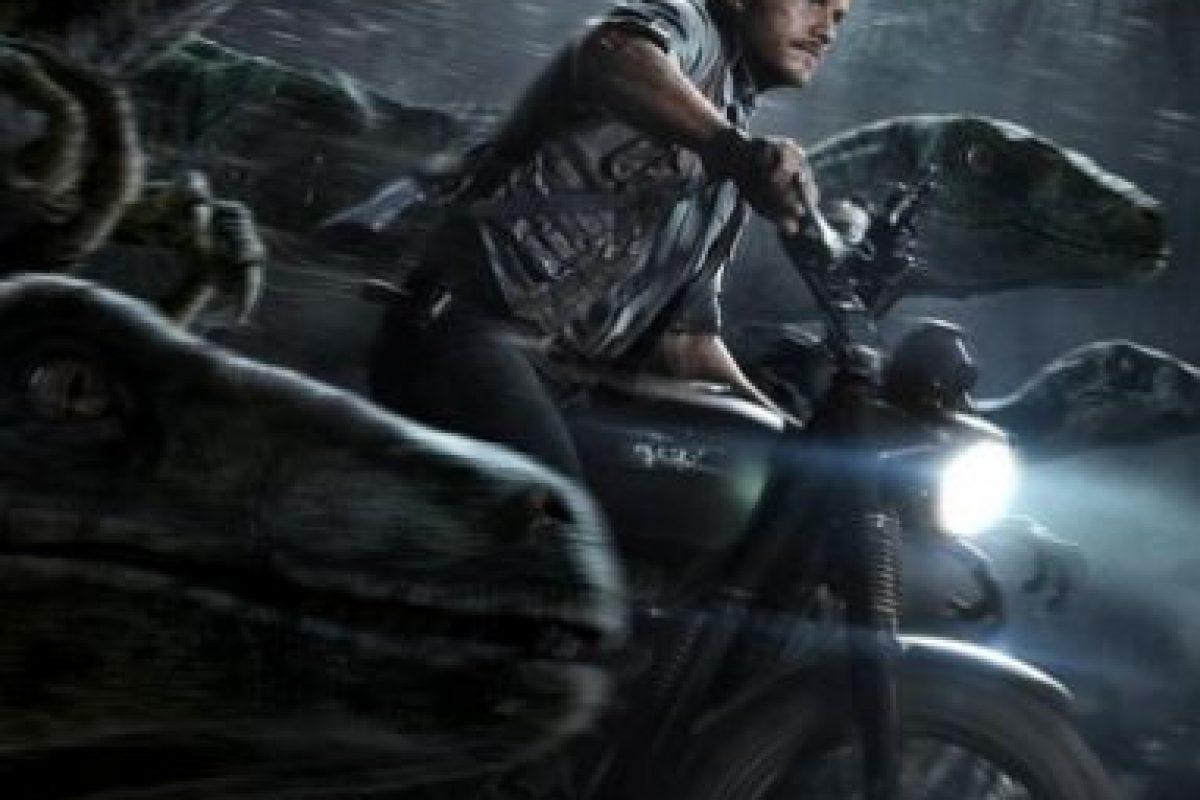 """Jurassic World"" Foto:IMDb. Imagen Por:"