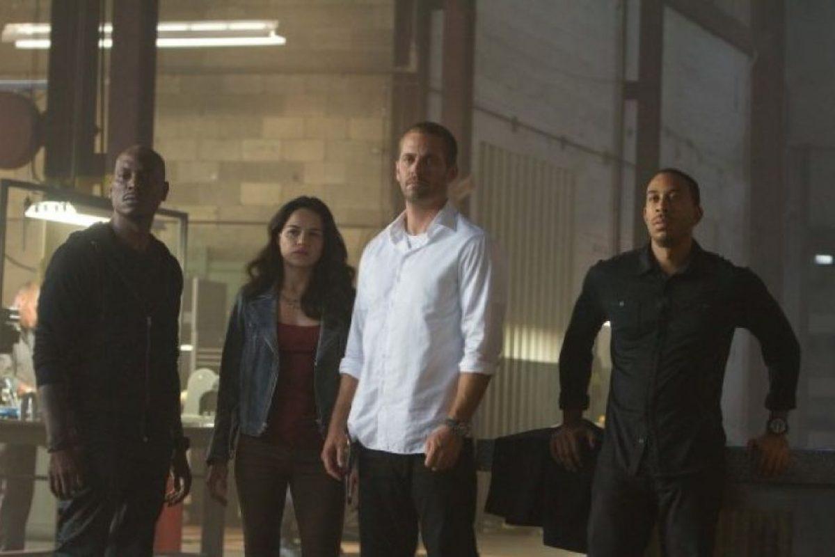 """""""Fast and Furious 7"""" Foto:IMDb. Imagen Por:"""