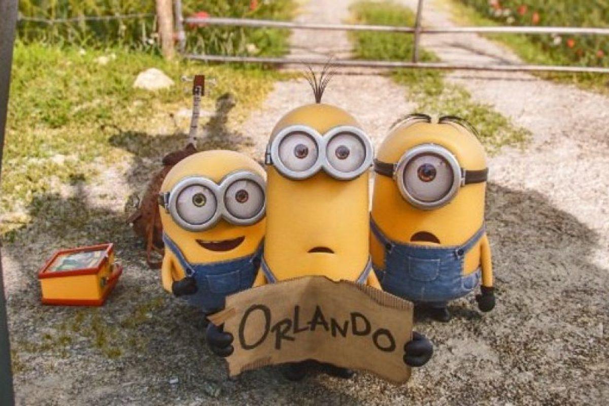 """""""Minions"""" Foto:IMDb. Imagen Por:"""