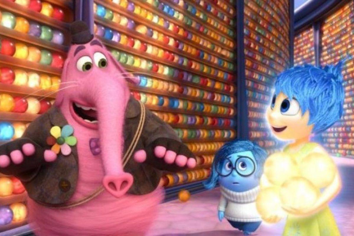 La cinta animada de Disney y Pixar recaudo 851 millones de dólares en el mundo. Foto:IMDb. Imagen Por: