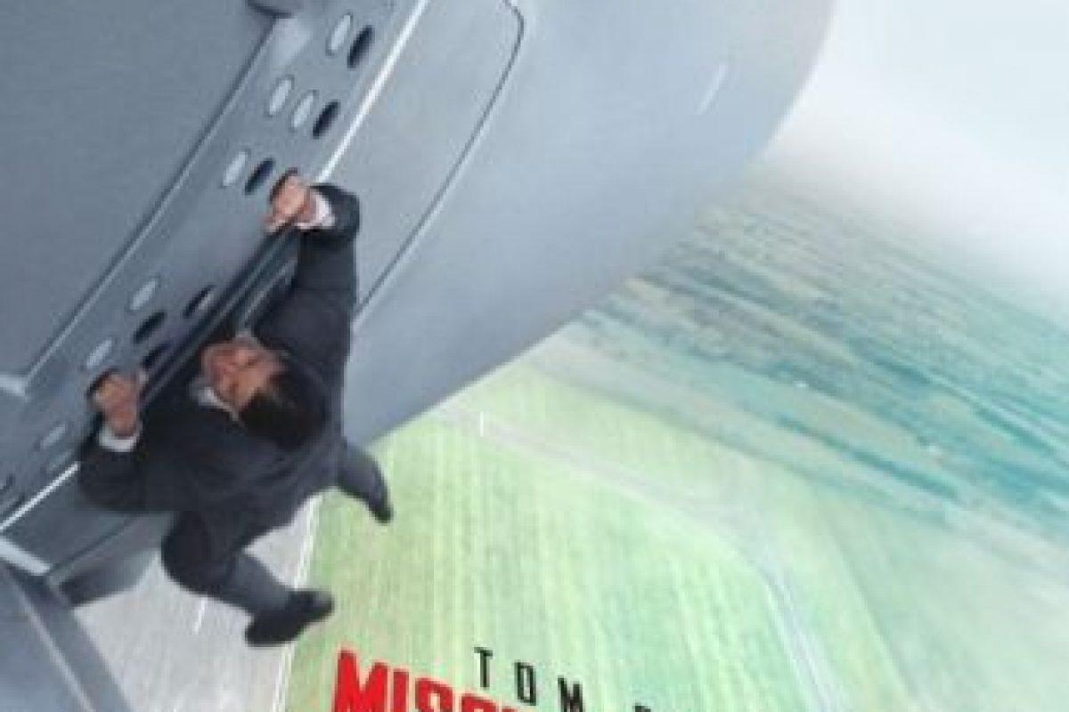 """""""Misión Imposible: Nación secreta"""" Foto:IMDb. Imagen Por:"""