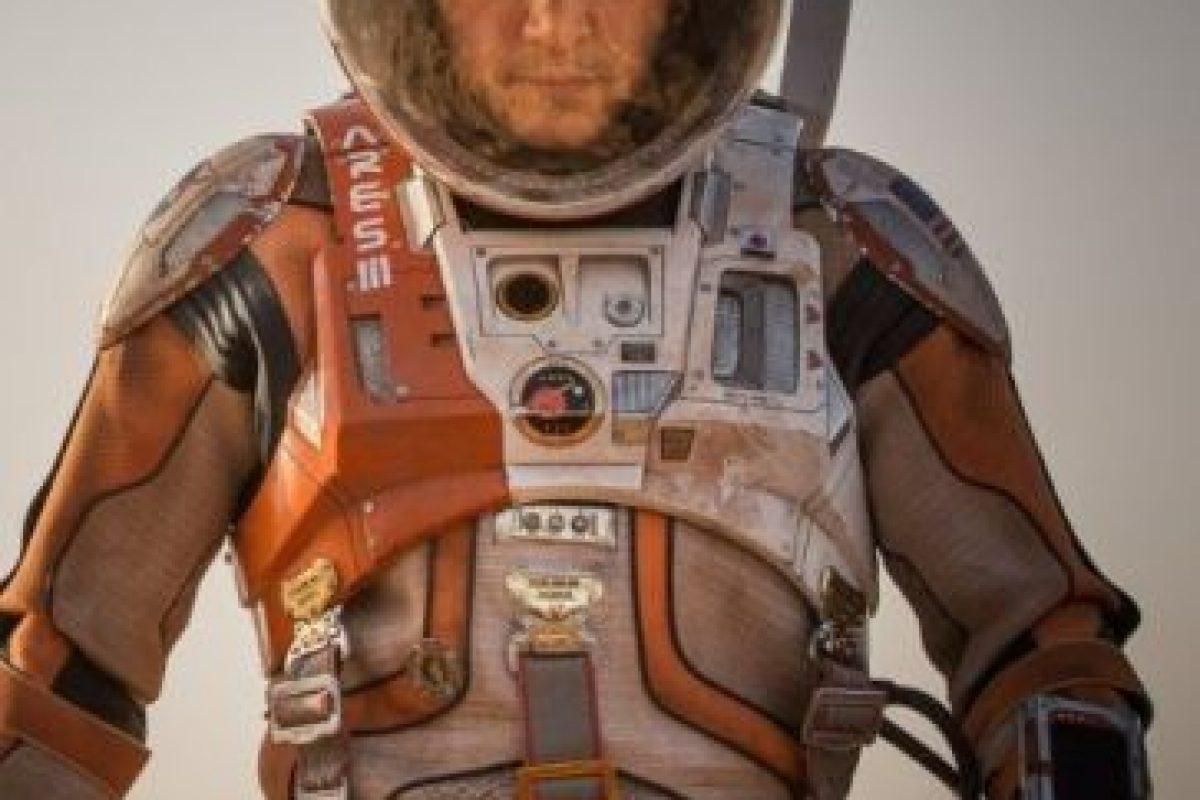 """The Martian"" Foto:IMDb. Imagen Por:"