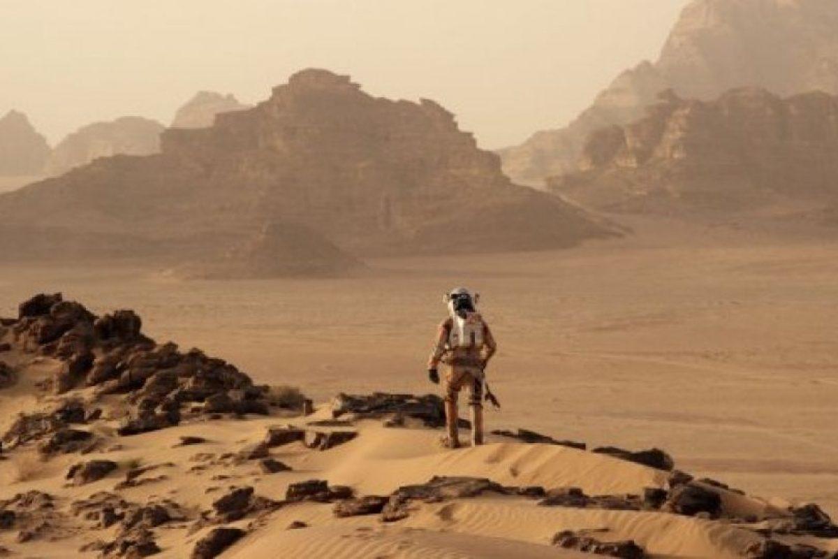 Esta película logró recaudar 593 millones de dólares en el mundo. Foto:IMDb. Imagen Por: