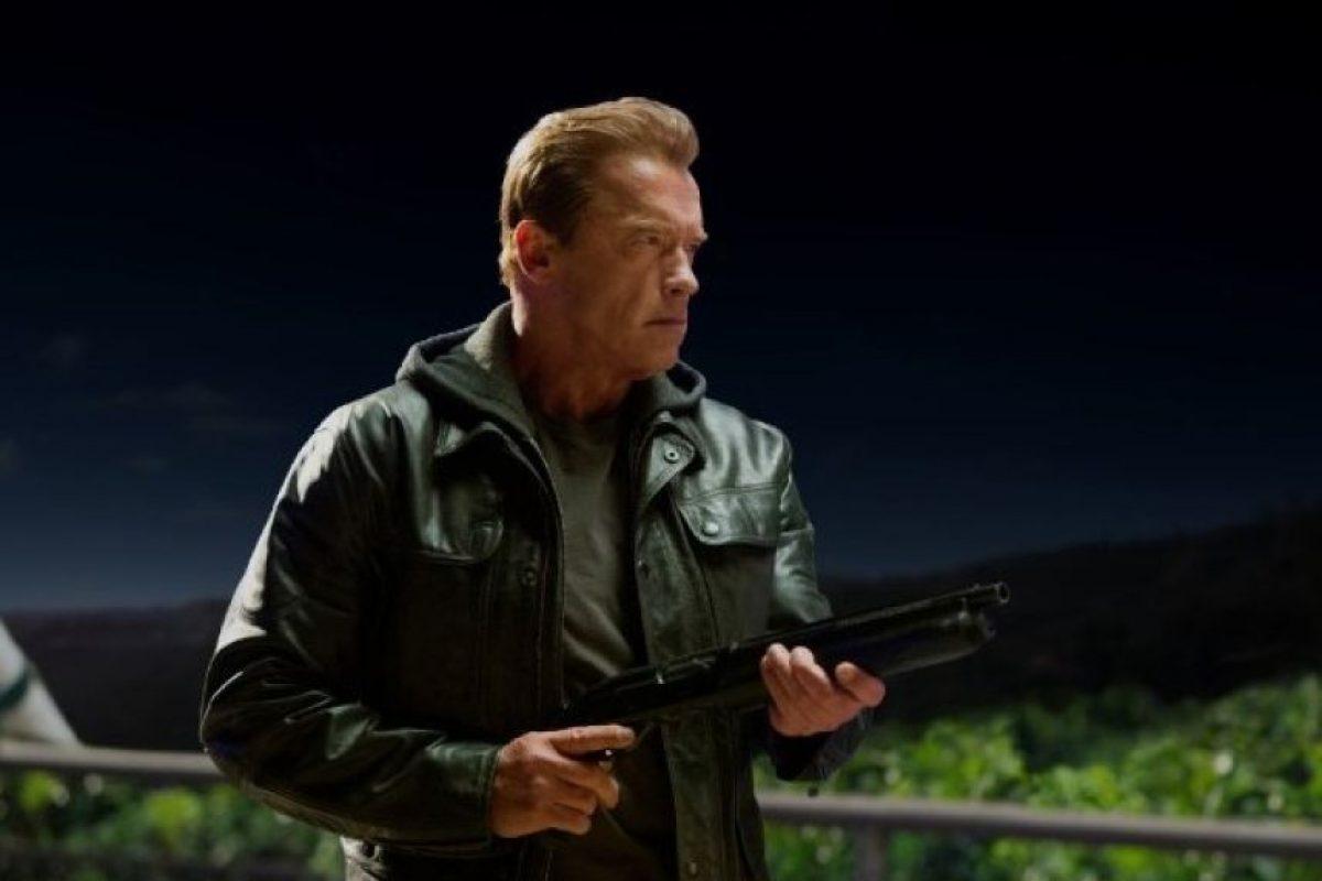 """Terminator: Génesis"". Esta cinta tuvo ganancias a nivel mundial de 440 millones de dólares. Foto:IMDb. Imagen Por:"