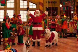 """5. """"Santa Paws 2: Los cachorros de Santa"""". Foto:vía Netflix. Imagen Por:"""