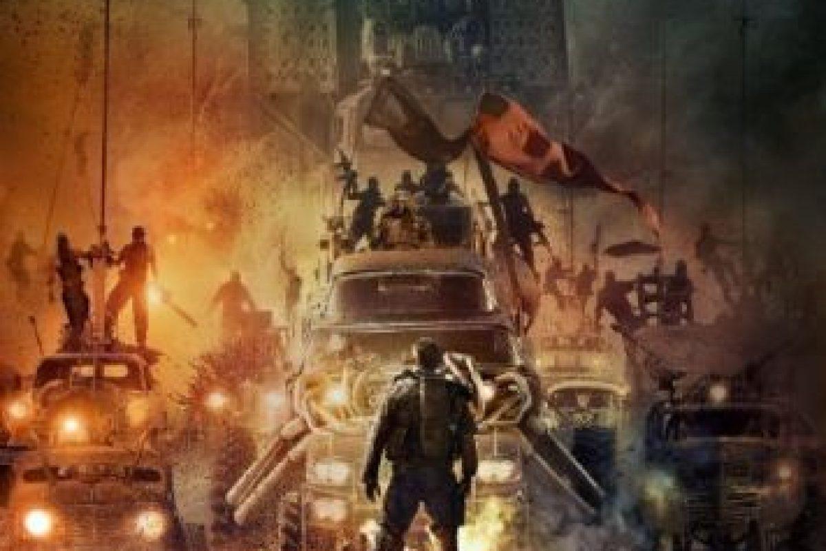 """""""Mad Max: Fury Road"""" generó 375 millones de dólares a nivel mundial. Foto:IMDb. Imagen Por:"""
