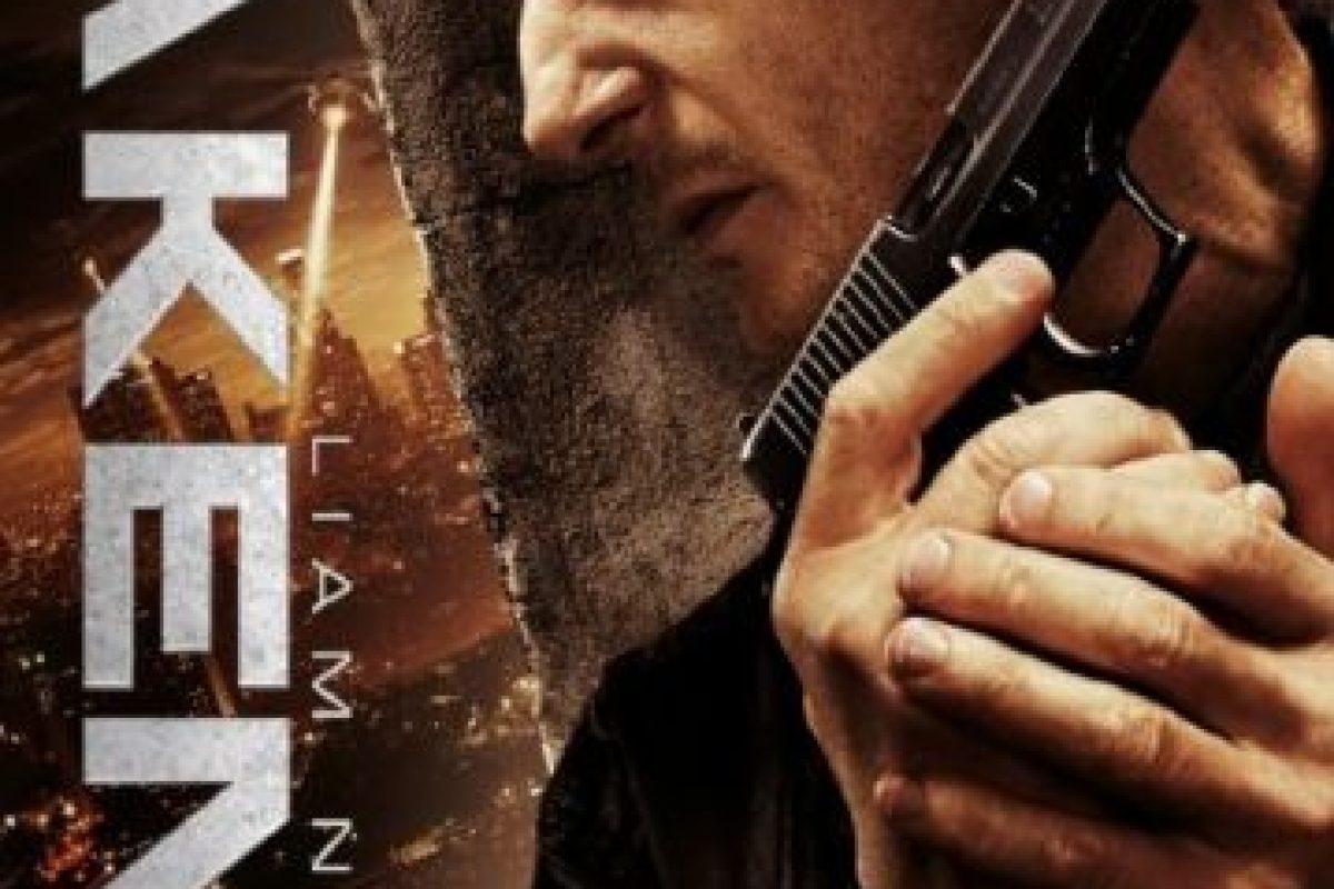 """""""Taken 3"""" tuvo ganancias de 326 millones de dólares en el mundo. Foto:IMDb. Imagen Por:"""