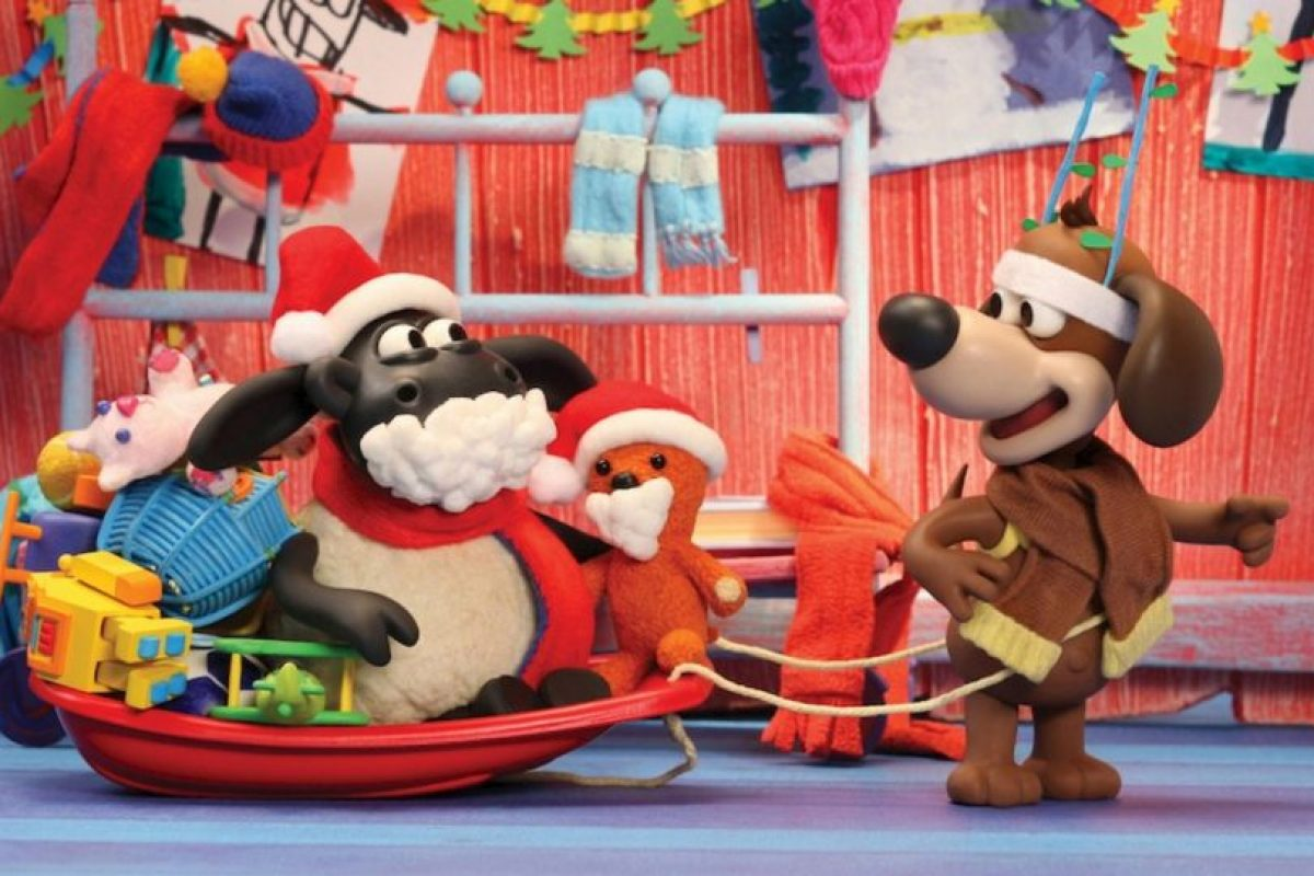 "7. ""Timmy Time: Timmy's Christmas Surprise"". Foto:vía Netflix. Imagen Por:"