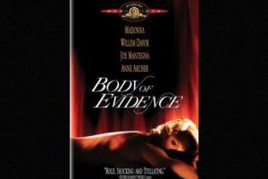 """7. En la película """"El cuerpo del delito"""" se retiró una escena en la que se masturbaba. Foto:IMDb. Imagen Por:"""