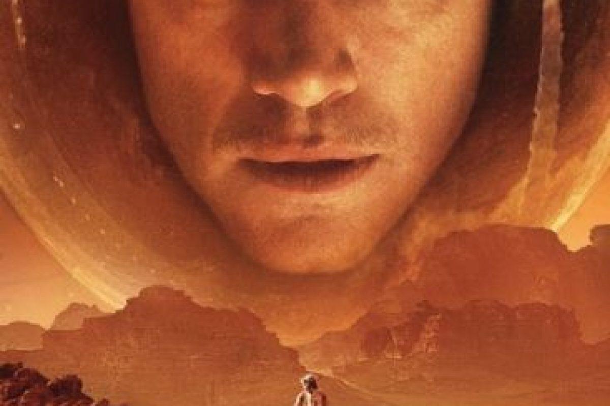 """3. """"The Martian"""", con 20 errores Foto:IMDb. Imagen Por:"""