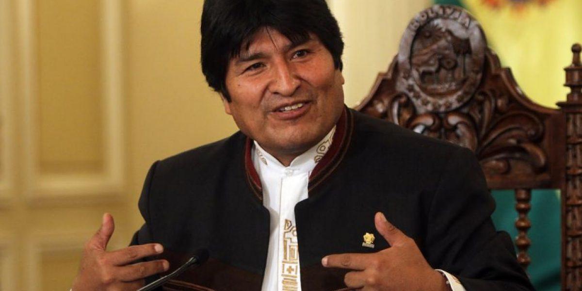 Eligen a Evo Morales como el