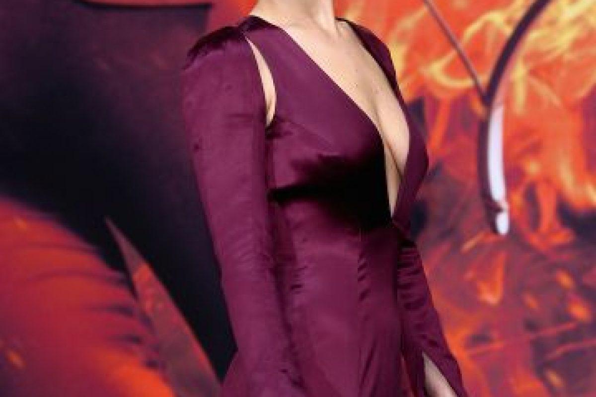 10. Jennifer Lawrence confesó que es fanática de Bill Murray Foto:Getty Images. Imagen Por: