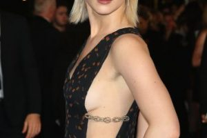 """8. Su personaje más popular es el de """"Katniss Everdeen"""" en la cinta de """"Los Juegos del Hambre"""". Foto:Getty Images. Imagen Por:"""