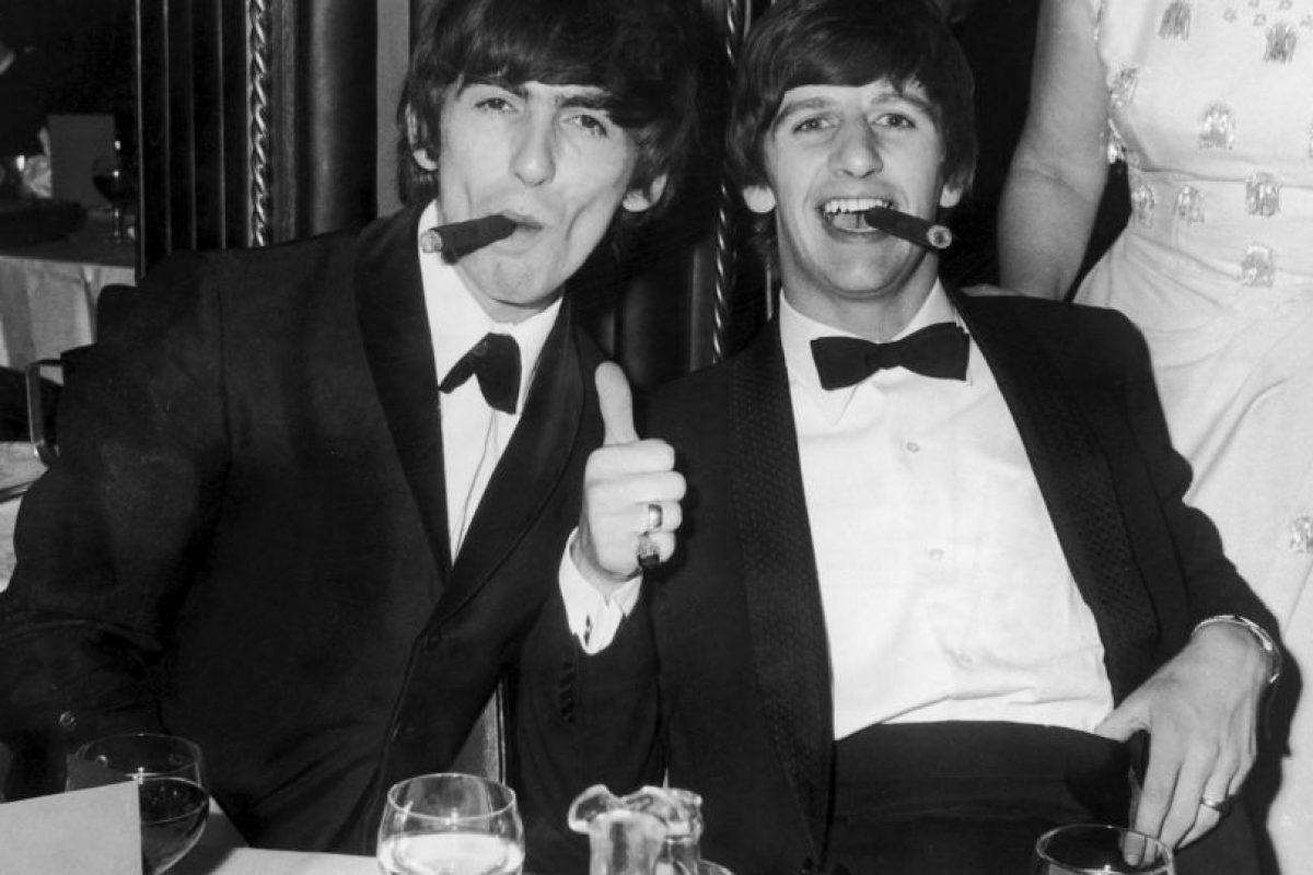 3. La banda compró la isla griega Leslo en 1967, aunque la vendieron después aburridos de la idea. Les costó 95 mil libras esterlinas. Foto:Getty Images. Imagen Por: