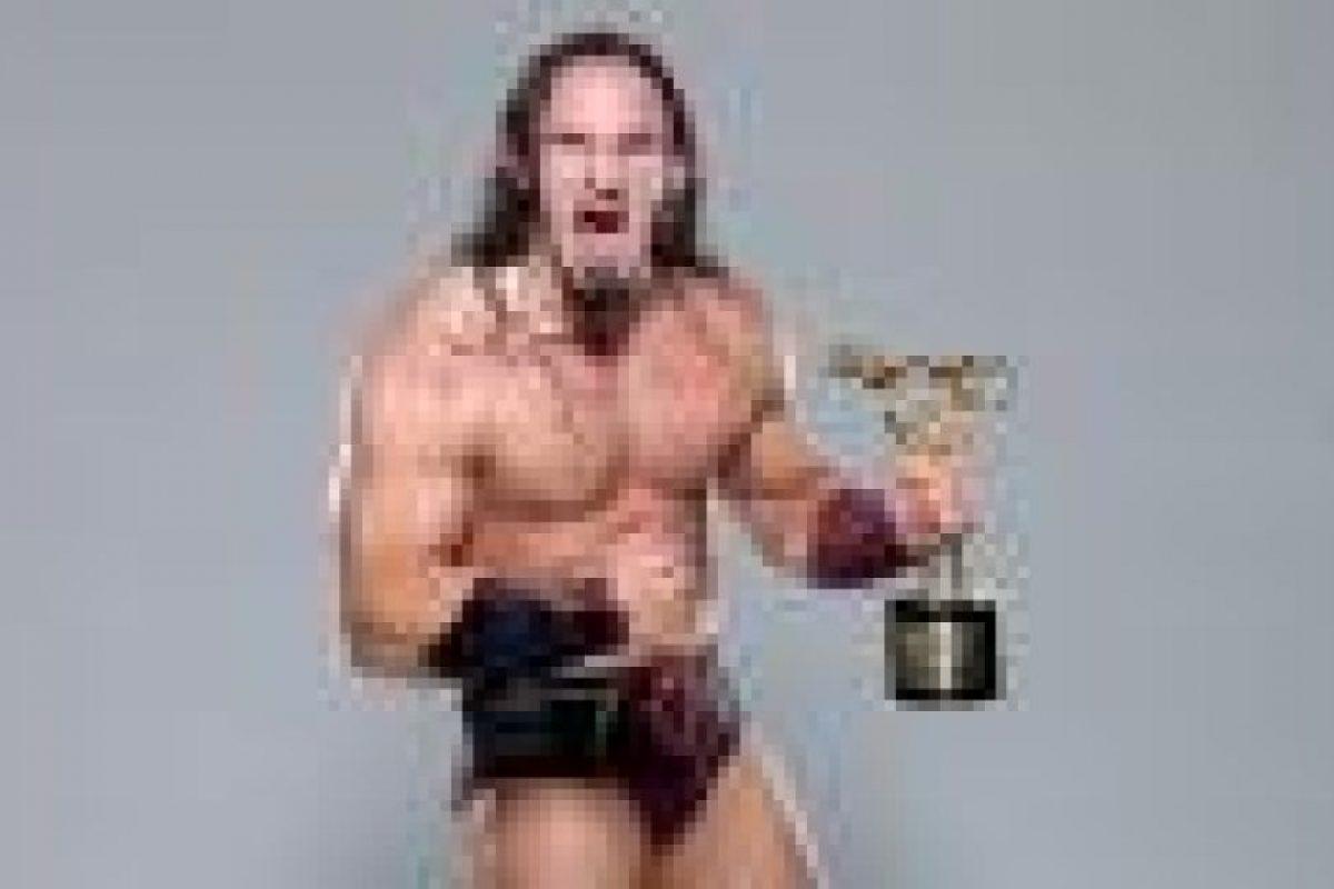 Neville Foto:WWE. Imagen Por: