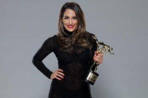 """Fue la """"Mejor Diva del año"""" Foto:WWE. Imagen Por:"""