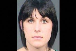 Nadia Cristina Díaz fue arrestada por tener relaciones sexuales con un estudiante de 14 años. Al menos sucedió en dos ocasiones. Foto:Fresno County Jail. Imagen Por: