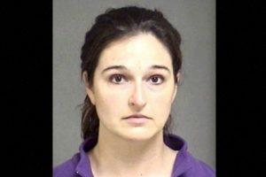 Stacy Schuler, profesora de gimnasia en Ohio, fue declarada culpable de tener relaciones sexuales con cinco estudiantes Foto:Warren County Jail. Imagen Por: