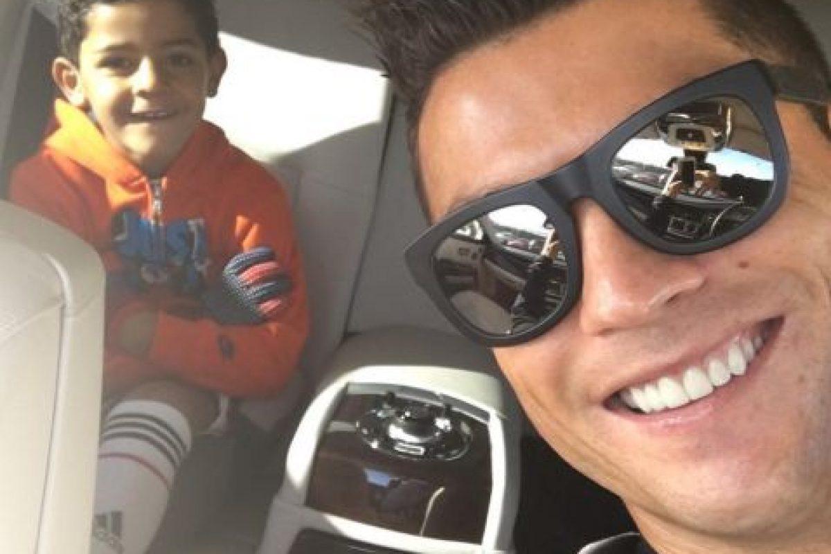Las mejores imágenes de las redes sociales de Cristiano Ronaldo Foto:Vía instagram.com/cristiano. Imagen Por: