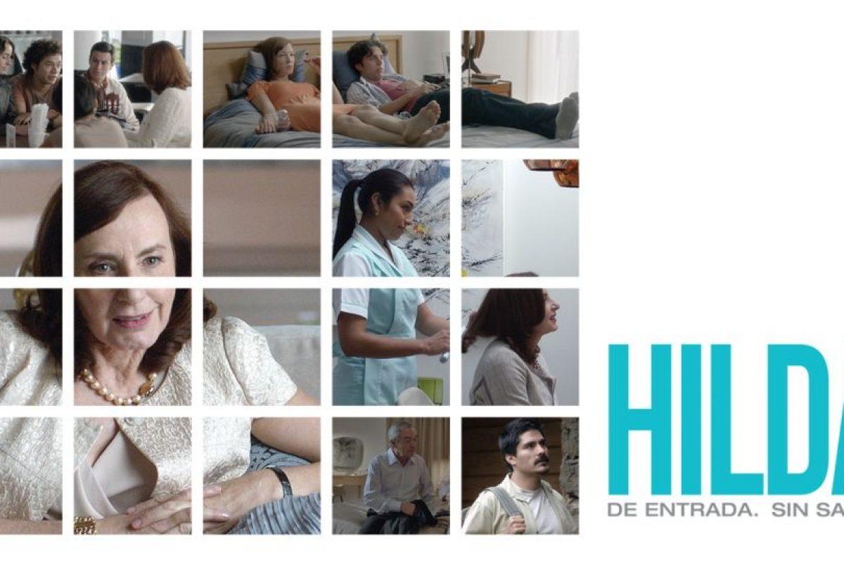 """""""Hilda"""". Disponible a partir del 4 de enero. Foto:vía Netflix. Imagen Por:"""