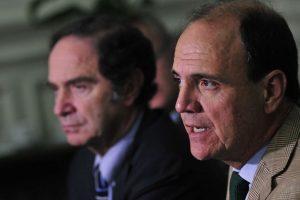"""Chile Vamos se refirió este miércoles a la aprobación de la """"ley corta"""" sobre gratuidad. Foto:Agencia Uno (archivo). Imagen Por:"""