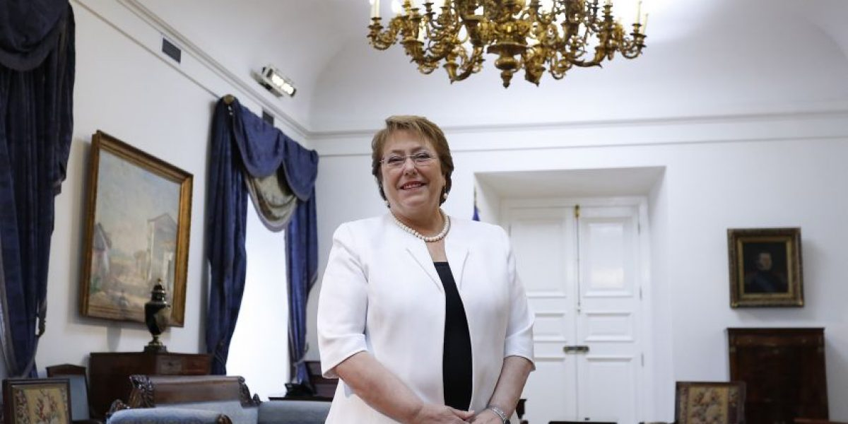 Presidenta Bachelet promulgó ley corta de gratuidad tras aprobación del Congreso