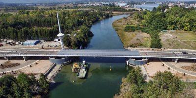 Investigación por el caso del puente Cau Cau se extiende hasta la administración Piñera