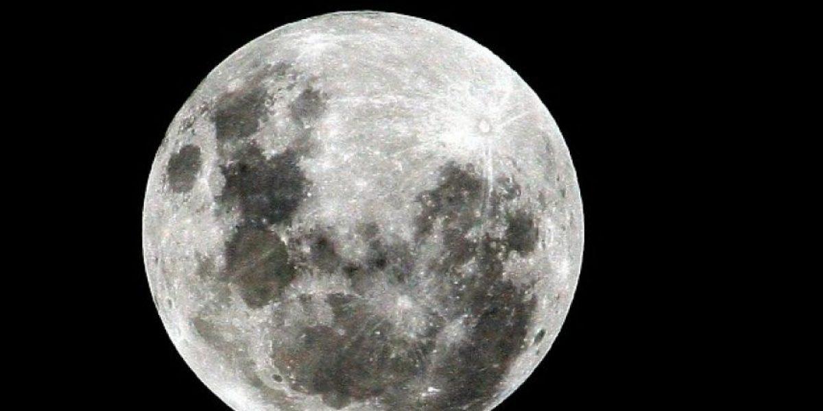 Inusual fenómeno: luna llena iluminará hoy la Navidad