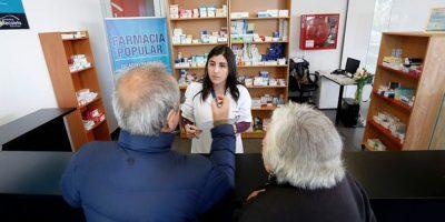 """""""Farmacia popular"""": solo seis comunas tramitan permisos para tener una"""