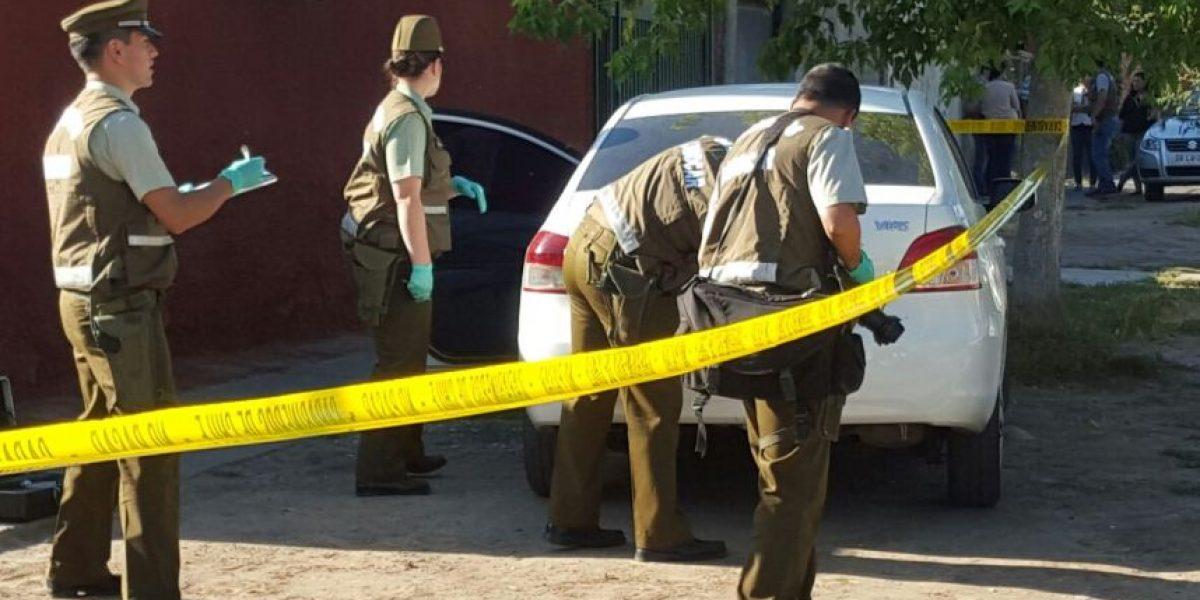 Violento asalto a domicilio de suboficial de Carabineros en La Cisterna