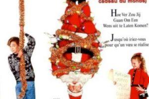 """3- """"El mejor regalo"""". Ethans están a punto de casarse de nuevo. Cuando Hallie va a visitar a Santa Claus, ella pide un regalo inusual -que quiere a sus padres juntos de nuevo. Foto:Paramount Pictures. Imagen Por:"""