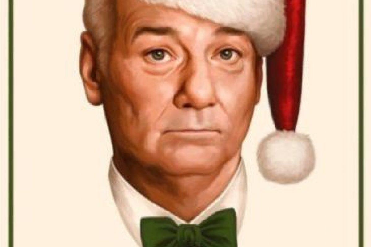 """4- """"Una Navidad con Murray"""". Dirigido por Sofia Coppola y protagonizado por Bill Murray, A Very Murray Christmas es un programa original de Netflix plagado de estrellas y de música. Foto:vía Netflix. Imagen Por:"""