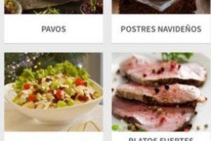 Más de 12 mil recetas de cocina y videos paso a paso para aprender a cocinar de todo. Tiene una sección especial de recetas y platillos navideños. Foto:App Store. Imagen Por: