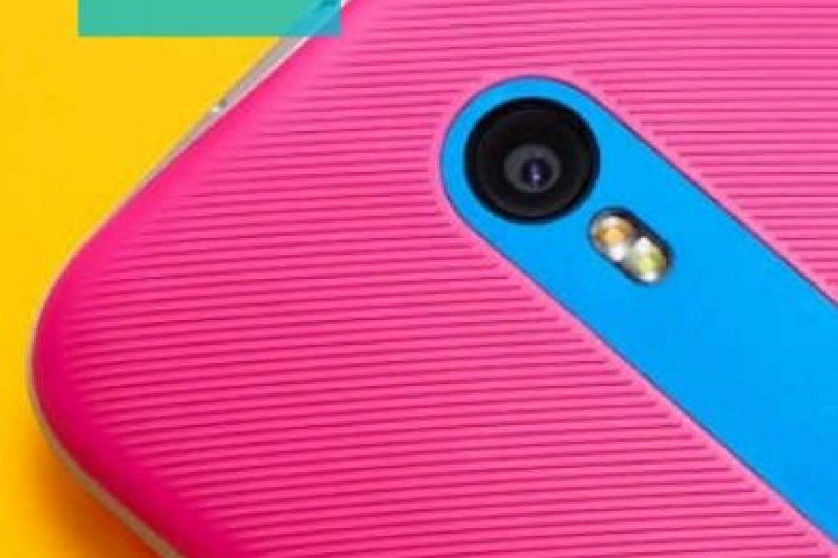 155 gramos de peso. Foto:Motorola. Imagen Por:
