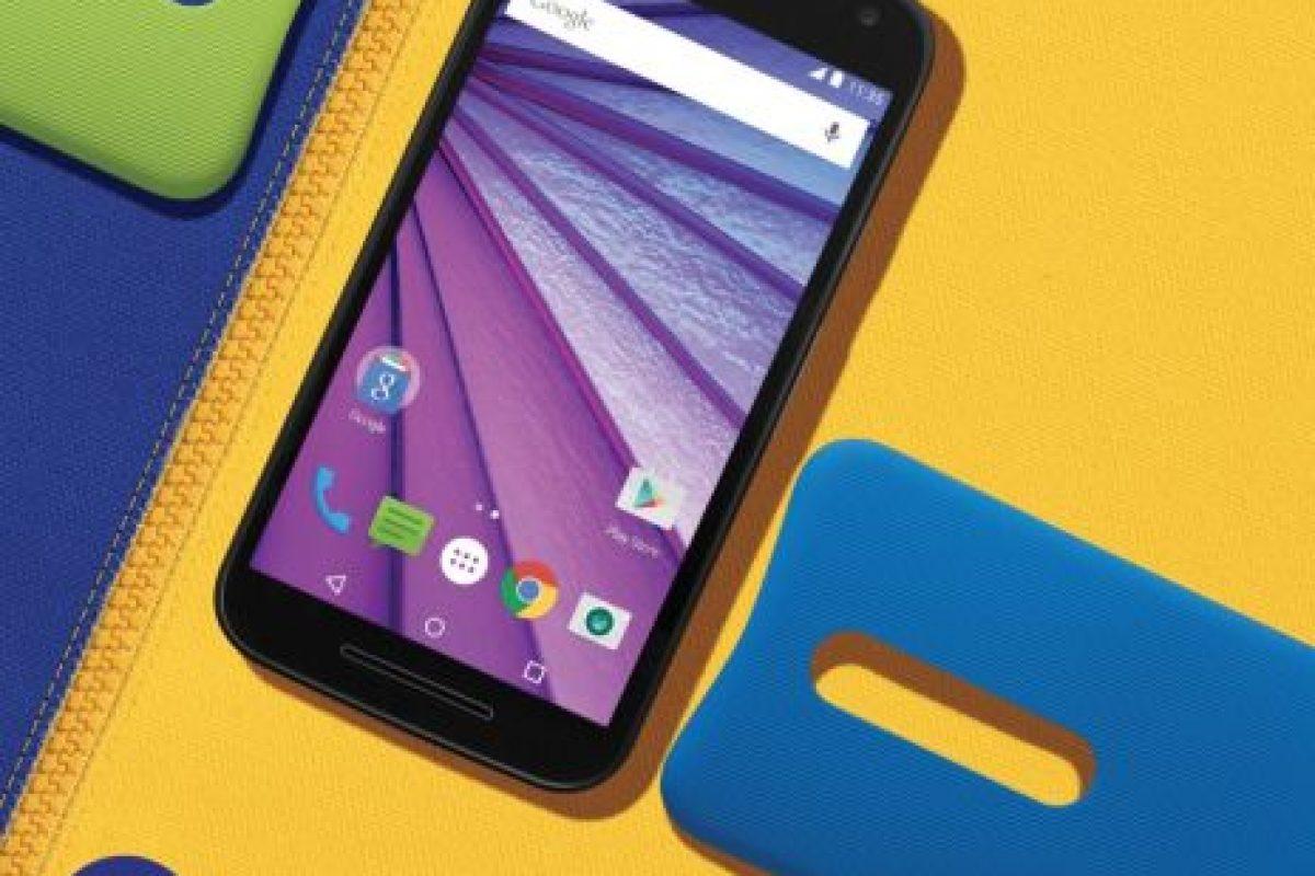 Les mostramos a detalle el Moto G 2015. Foto:Motorola. Imagen Por: