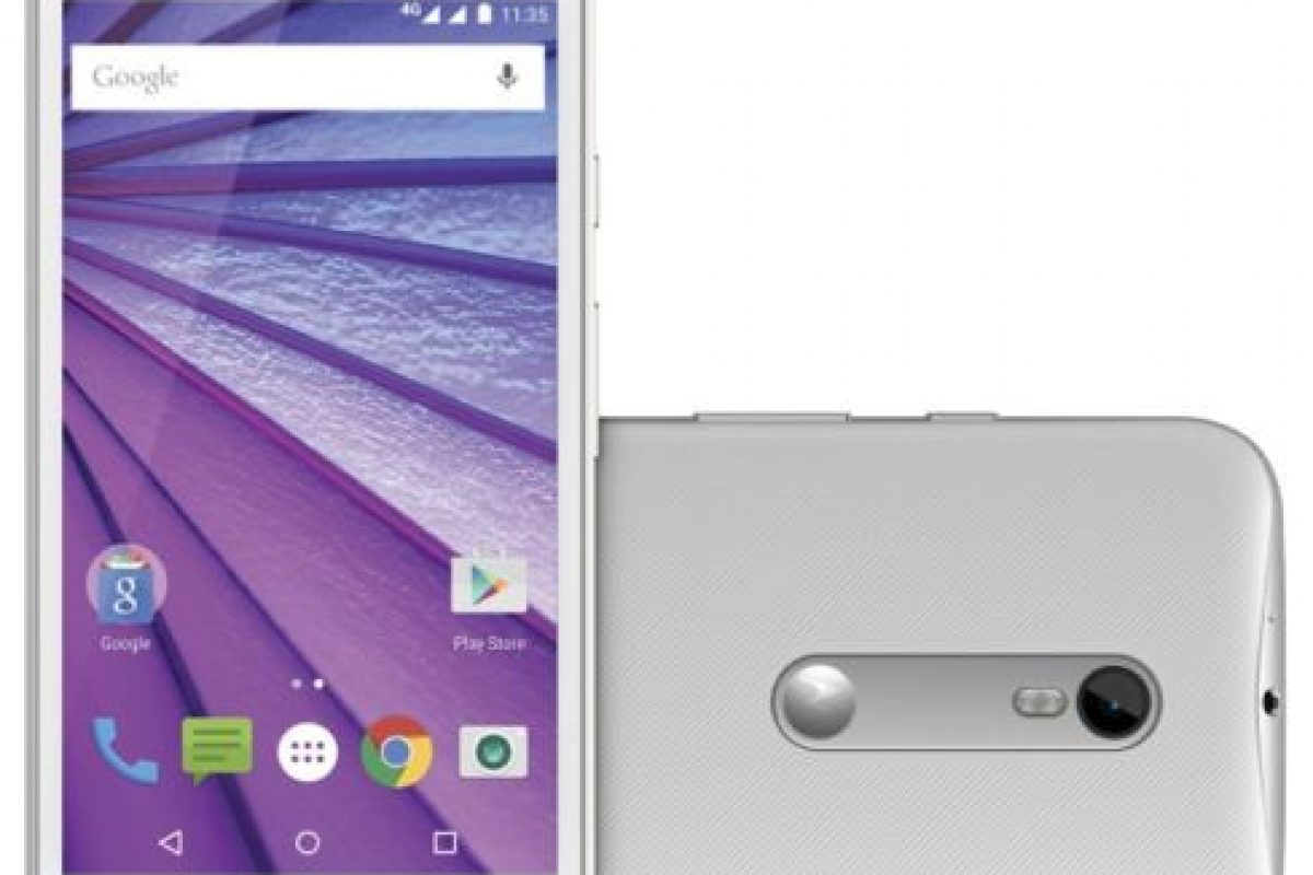 Sistema operativo Android 5.1 Lollipop. Foto:Motorola. Imagen Por: