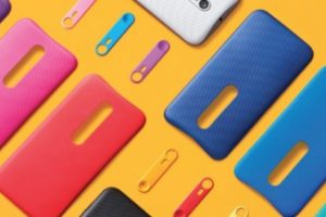 Personalizable mediante Moto Maker. Foto:Motorola. Imagen Por: