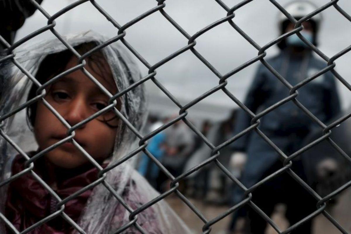 En septiembre, después de numerosas reuniones, los países de la Unión Europea acordaron recibir a 160 mil personas. Foto:Getty Images. Imagen Por: