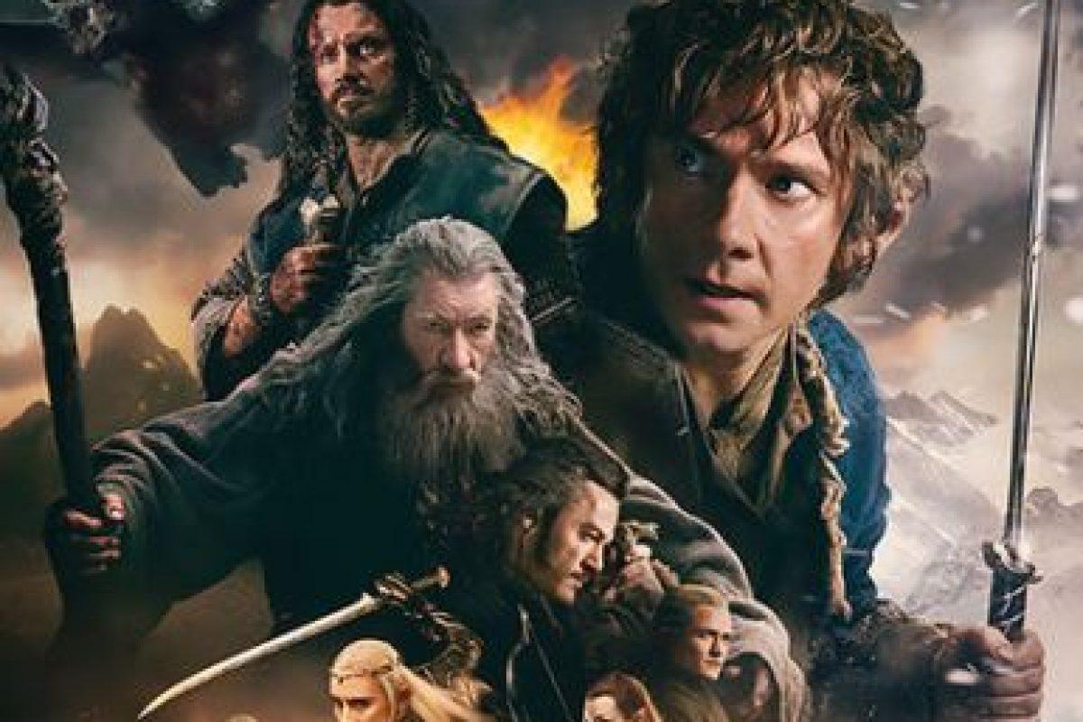 """""""El Hobbit: La batalla de los cinco ejércitos"""". Disponible a partir del 24 de enero. Foto:vía Netflix. Imagen Por:"""
