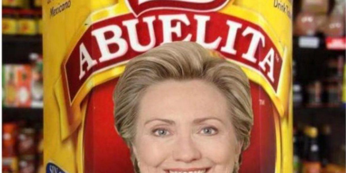 #Notmyabuela: el revés mediático de Hillary Clinton entre los electores hispanos
