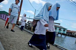La personas no musulmanas están autorizadas para celebrar, pero sin hacerlo público. Foto:Getty Images. Imagen Por: