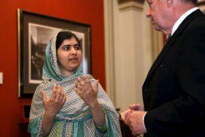 Hasta al punto que personalidades como Malala Yousafzai, el premio Nobel de la Paz de 2014, condenó las palabras de Trump. Foto:Getty Images. Imagen Por: